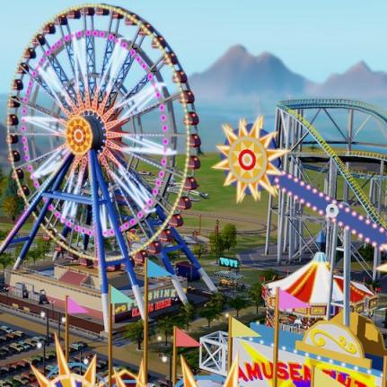 Parcs d'attractions