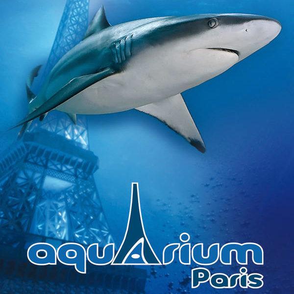 Aquarium de paris billetspro for Aquarium de paris jardin du trocadero