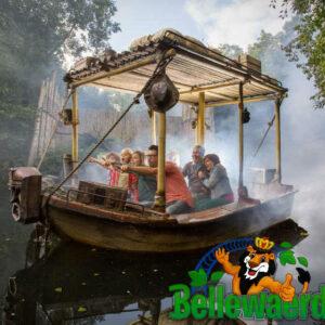 Bellewaerde Jungle Mission