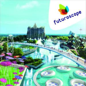 FUTUROSCOPE - VISUEL CLE CARRE (85x85) - SAISON 2019