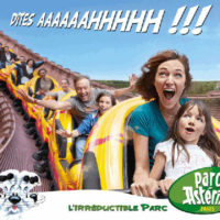 Le grand waouh parc asterix