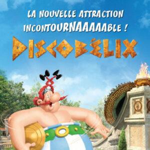 Parc Asterix Discobelix