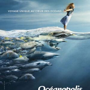 Affiche Océanopolis 2017-2018