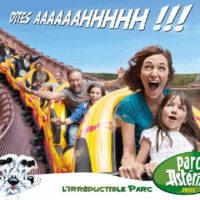 Le grand waouh parc asterix