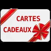 Catalogue des cartes cadeaux