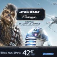 Disney promo nouvelle saison de la force